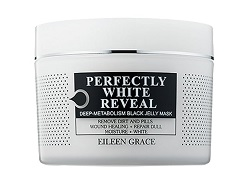 Eileen Grace Perfectly White Reveal Mặt nạ thạch đen