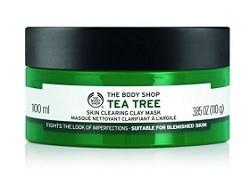Mặt nạ dưỡng da ban đêm The Body Shop Tea Tree