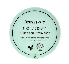 innisfree No Sebum Powder Powder