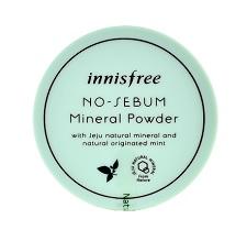 innisfree No Sebum Powder Powder
