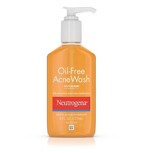 Neutrogena Oil-Free Acne Wash Cleanser