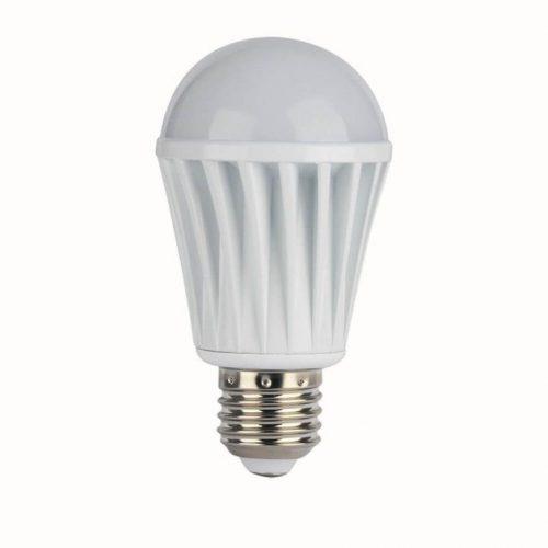 Đây là bóng đèn được kết nối WiFi, thiết kế của nó có một chút khác biệt, nhưng theo một cách có lợi. Với bóng đèn này, có ít bề mặt kính, làm cho bóng đèn trở nên có cấu trúc hơn một chút. Cơ sở truyền thống cho phép bạn sử dụng bóng đèn trong bất kỳ ổ cắm truyền thống, bất cứ nơi nào trong nhà hoặc văn phòng của bạn.
