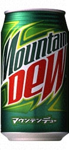 Nước tăng lực Suntory Holdings Mountain Dew 1st