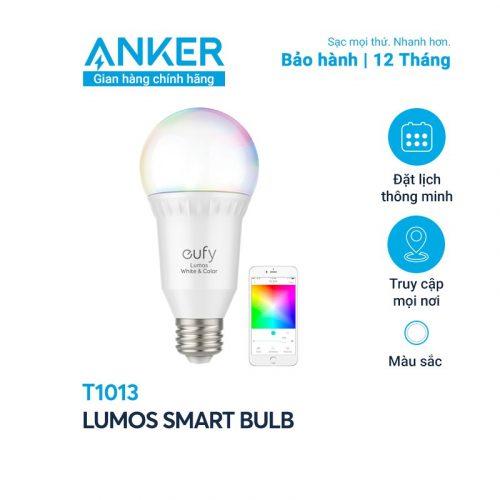 Bóng đèn thông minh EUFYLumos 9W (by Anker) - T1013 | Shopee Việt Nam