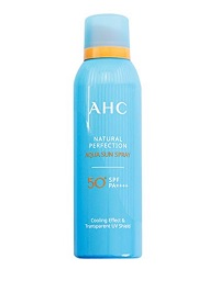 AHC Natural Perfection Aqua Sun Spray SPF50 +