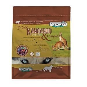 Nghiện Kangaroo hoang dã & Táo thức ăn cho chó