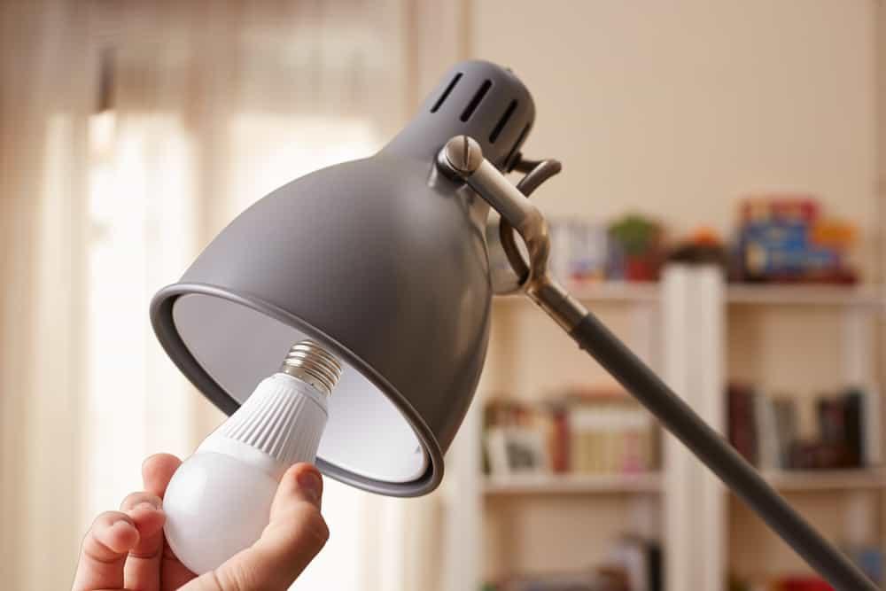 Đèn có đèn LED