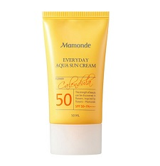 Mnhoe Everyday Aqua Sun Cream