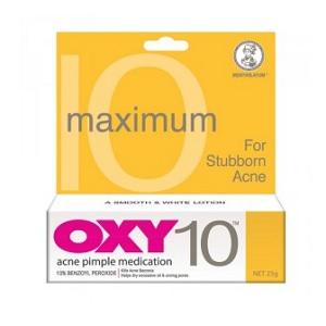 Mentholatum OXY 10 Kem trị mụn