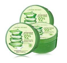 Gel dưỡng ẩm tự nhiên Aloe Vera