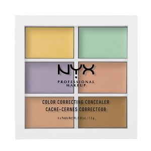 Bảng màu che khuyết điểm Nyx Color