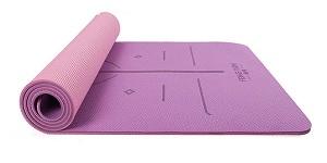 Người mới bắt đầu tập Yoga TPE Yoga Mat