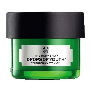 The Body Shop Drops of Youth Bouncy Eye Mask