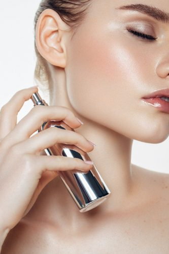 Áp dụng chính xác mùi hương của bạn để có kết quả tốt nhất