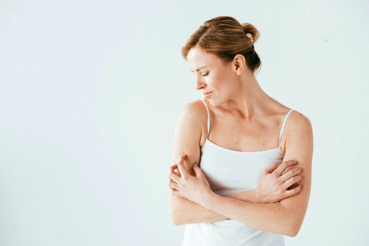 Núm vú không gây dị ứng là lý tưởng cho những người có làn da nhạy cảm