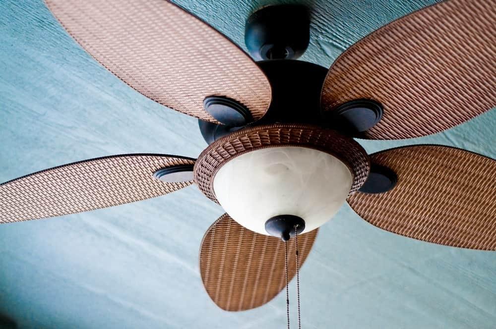 Combo đèn trần phong cách nhiệt đới