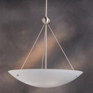 Trung tâm bát / ánh sáng Đèn treo ngược