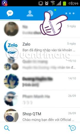 Ảnh 1 của Hướng dẫn ẩn số điện thoại, ẩn thông tin cá nhân trên Zalo