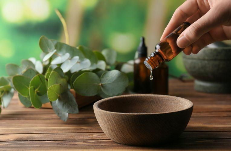 Một số loại tinh dầu làm giảm đau cơ