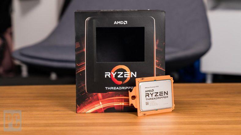 CPU AMD Ryzen Threadripper