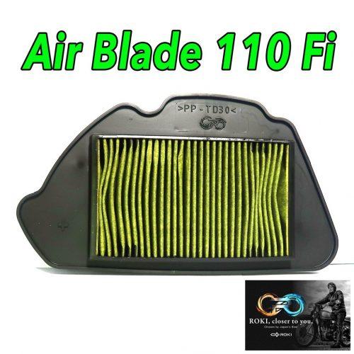Lọc gió R-Max cho Honda Air Blade 110 Fi chính hãng Roki Nhật Bản ...