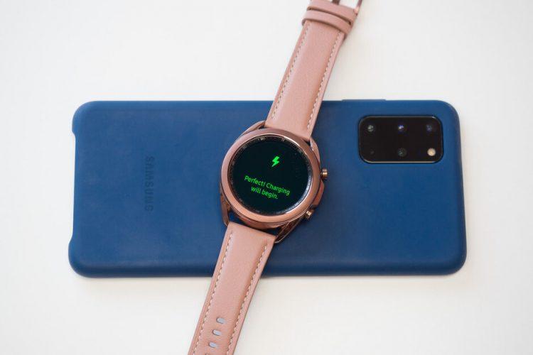 Đánh giá Samsung Galaxy Watch 3
