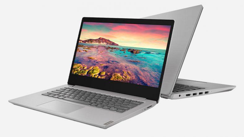 Laptop Lenovo IdeaPad.