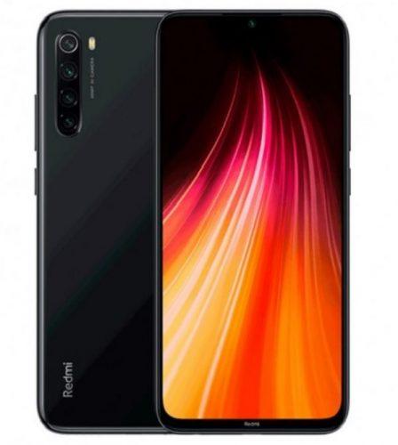Redmi Note 8 màu đen
